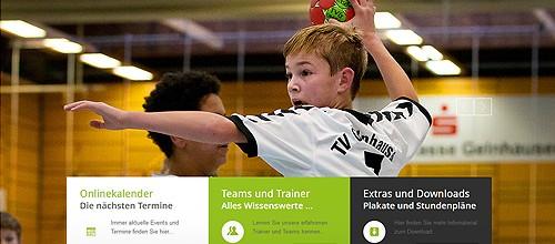 Die Handballakademie erstrahlt in neuem Glanz!