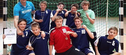 """TFG Landesentscheid """"Wir sind Vize-Hessenmeister!"""""""